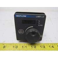 Watlow LV-C6-L-U-2701-370A Temperature Control 120V