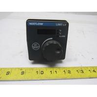 Watlow LUC6LU06001370A Temperature Control 120V
