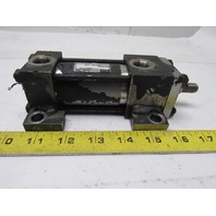 """Parker 01.50 CC2ANR14AC 1.500 Pneumatic Air Cylinder 1-1/2"""" Bore 1-1/2"""" Stroke"""