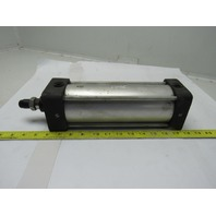 "SMC NCA1R325-0750-XB6 3-1/4"" Bore 7-1/2"" Stroke 1"" Rod 250PSI Aire Cylinder"