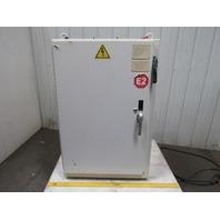 "48x32x16"" Electrical Enclosure Box W/Allen Bradley 60A Fused Disconnect"