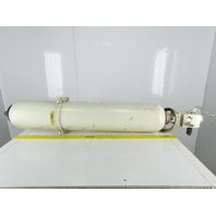 Hydac 364162 Hydraulic Accumulator W/Shut-Off  Nitrogen Charge 3000PSI