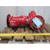 "Bell & Gossett 2X9-1/2B8.500BF 2-1/2"" 140GPM Close Coupled 5Hp 208-230/460V Pump"