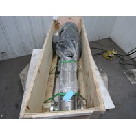 Shimge BL16-12 70 Gal/Min 25Hp Multi Stage SS Pump 230/460V