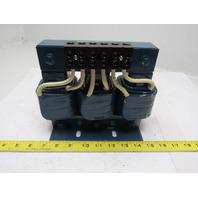 A-B Allen Bradley 166518 1321-3R35-C 3 Phase Line Reactor  35 Amps 1.2mH