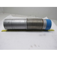 "4"" Threaded x Weld On Single Bellow Flexible Expansion Coupling Tail Pipe"