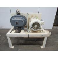 Gardner Denver 8HP GAHHDPA 50Hp Positive Displacement Blower Package 460V 3Ph