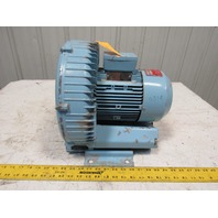 Siemens ELMO-G-2BH1-500-1AC21 Regenerative Vacuum Blower  440-480V 1.55KW