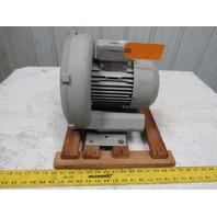 Siemens ELMO-G-2BH1 400-1AH26 Regenerative Vacuum Blower 220-275/380-480V 1.5KW