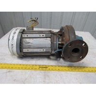"Unimount Peerless B071A 2""x2"" Flange 3Hp 1750 RPM 208-230/460V Centrifugal Pump"