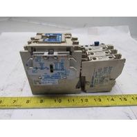 Cutler-Hammer AN16DN0 NEMA Size 1 27Amp 3P 600V 10HP MAX Motor Contactor