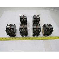 A-B Allen Bradley  700-NB400A1 Bulletin 700 Type N Ser. C AC Relay Lot of 6