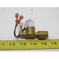 Lincoln Electric M15234-2 Gas Solenoid Assembly LN-10 & STT-10 Wire Feeder