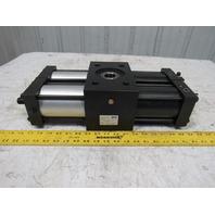"Parker PTR326-0903F-AA22-C 90° Pneumatic Rotary Actuator 250PSI 2-1/4"" Bore"