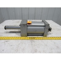 """Milwaukee A-61 Pneumatic Cylinder 6"""" Bore X 6-3/8"""" Stroke 6-3/4"""" Extended Rod"""