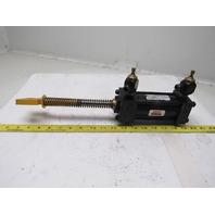 "Schrader Bellows PAB101621 Pneumatic Cylinder 2"" Bore X 3"" Stroke 250PSI"