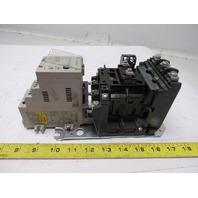 Allen-Bradley 509-BOD-XXX_592-EC1BC Size 1 600V 10Hp MAX W/ Devicenet 110v Coil