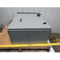 "FMX CMSNR-100HP 200A 100Hp Motor Starter/Control 480V 3R Enclosure 24""x30""x12"""