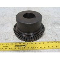 "14F Steelflex Coupling Hub 3"" Bore 9-3/8"" OD"