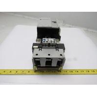 Allen Bradley 100-B110N243 690V 3Ph 100Hp MAX Motor Starter Overload 24VDC Coil