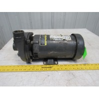 "Franklin 1313007188 3Hp 2450/2875RPM 3Ph 50/60Hz 1-1/2""x2"" NPT Centrifugal Pump"