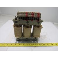 Rexroth R911286342 KD30 480V 50/60Hz 18A 1000uH Line Reactor