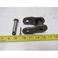 """Whitney 160OL 2"""" Pitch ANSI 160 Offset Roller Chain Link"""