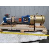 Gould Pump 5SV13NH4F62 e-SV Stainless Steel Vertical Multi-Stage 7-1/2Hp 3PH