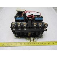 A-B Allen Bradley 505-BOD-A1D Full Voltage Reversing Starter 110/120V NEMA 1