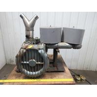 Gast R9P3300M-35 Regenerative Blower/Vacuum 30HP 1350CFM 110inH2O Vac.