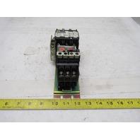 Square D 8911DPSO33S8V02DB4 Ser A 600V 40A Definite Purpose Starter 120V Coil