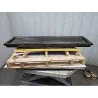 "63"" x 16-1/2"" T Slot Layout/Setup Plate Bed Table"