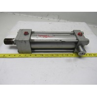 "Milwaukee C-18351 2-1/2"" Bore 7"" Stroke 1-3/8"" Rod Trunnion Hydraulic Cylinder"