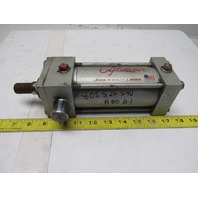 """Milwaukee A-71 2-1/2"""" Bore 4"""" Stroke 1"""" Rod Trunnion Mount Cylinder 250PSI"""