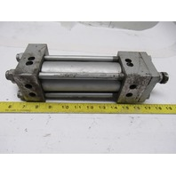 "Milwaukee H41PF 2"" Bore 4-1/2"" Stroke 1"" Rod 3000 PSI Hydraulic Cylinder"