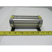 "Numatics S2CK-0413B-AAA0 1-1/2"" Bore 4-1/2"" Stroke 5/8"" Rod  Air Cylinder"