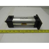 "Parker 02.00 H2MAUS19A 4.500 Ser 2MA Pneumatic Cylinder 2"" Bore 4-1/25"" Stroke"