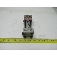 """Milwaukee A-41 1-1/2"""" Bore 1-1/2"""" Stroke 250PSI Pneumatic Air Cylinder"""