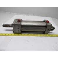 """Milwaukee A-61 Pneumatic Air Tie Rod Cylinder 3-1/4"""" Bore 6-1/4"""" Stroke"""