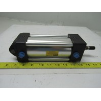 "Parker CBB2MAUS14AC 2MA 2-1/2"" Bore 4"" Stroke 5/8"" Rod 250PSI Air Cylinder"
