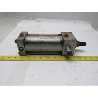 """Milwaukee 121-71-24S-2 Pneumatic Air Cylinder 2-1/2"""" Bore X 7-1/2"""" Stroke"""
