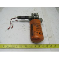 Donaldson P170480 Spin On Hyd. Filter 2-12UN Thread Housing & Head Transducer