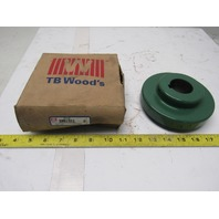 "TB Woods 8S158 Flange Coupling Hub 1-5/8"" Bore Lot of 2"