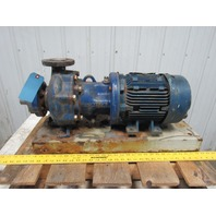 "Innomag Flowserve 1-1/2""x1/2"" 3Hp 3505RPM 460V 60Hz Centrifugal Pump"