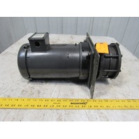 Gusher MSCJ3.5-3-100FJ 1Hp Vertical Coolant Pump Cincinnati Milacron CNC Lathe