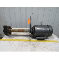 "Price Pump XT150VAI 10Hp Vertical 20"" Centrifugal Pump 2x1-1/2"" 208-230/460V 3Ph"