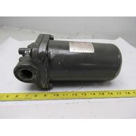 """Lenz DH1200-100-V 1"""" NPT Inline Hydraulic Filter"""