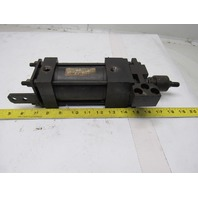 "Parker 2.50TD2ANU13A2.625 Series AN Pneumatic Cylinder 2-1/2"" Bore 2-5/8"" Stroke"
