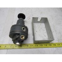 Moore Projects Nullmatic 40/50 1-50 PSI Range 120PSI Supply Pressure Regulator