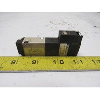 Koganei A110-4E1-PLL Single Solenoid Valve 5 Port 2 Position
